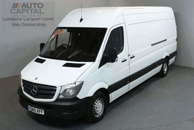 2015 65 MERCEDES-BENZ SPRINTER 2.1 313 CDI 129 BHP LWB  ONE OWNER FROM NEW, SERVICE HISTORY