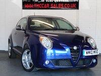 2010 ALFA ROMEO MITO 1.6 VELOCE JTDM 3d 120 BHP £3788.00