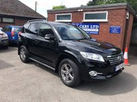 USED 2012 62 TOYOTA RAV4 2.2 XT-R D-4D 5d 150 BHP 2 OWNERS ONLY 37K MILES