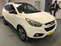 2014 HYUNDAI IX35 1.7 CRDI GO 5d 114 BHP £10495.00