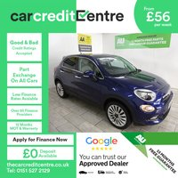 USED 2015 65 FIAT 500X 1.4 MULTIAIR LOUNGE 5d 140 BHP