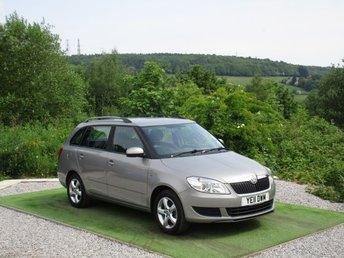2011 SKODA FABIA 1.2 SE TSI 5d 103 BHP £4970.00
