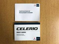 USED 2015 15 SUZUKI CELERIO 1.0 SZ3 5d 67 BHP