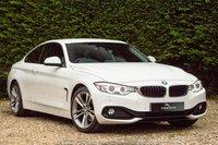 2014 BMW 4 SERIES 2.0 420D SPORT 2d 181 BHP £15750.00
