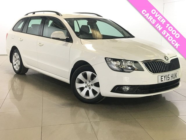 View our 2015 15 SKODA SUPERB 1.6 S TDI CR 5d 104 BHP