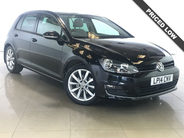 View our 2014 14 VOLKSWAGEN GOLF 2.0 GT TDI BLUEMOTION TECHNOLOGY DSG 5d AUTO 148 BHP
