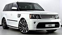 "USED 2012 12 LAND ROVER RANGE ROVER SPORT 3.0 SD V6 Autobiography Sport 4X4 5dr Auto [8] Glass Sunroof, 22""s, Privacy +"