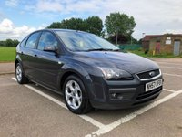 USED 2008 57 FORD FOCUS 1.6 ZETEC CLIMATE 5d 100 BHP