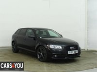 2012 AUDI A3 2.0 SPORTBACK TDI S LINE SPECIAL EDITION 5d 138 BHP £8995.00