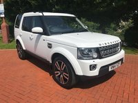 2014 LAND ROVER DISCOVERY 3.0 SDV6 HSE LUXURY 5d AUTO 255 BHP £34990.00