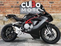 USED 2014 14 MV AGUSTA F3 800 ABS EAS 1 Owner From New