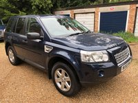 USED 2008 58 LAND ROVER FREELANDER 2.2 TD4 GS 5d 159 BHP