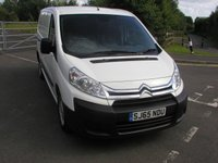 USED 2015 65 CITROEN DISPATCH 2.0 1200 L2H1 ENTERPRISE HDI 126 BHP LWB VAN