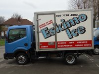 USED 2012 12 NISSAN CABSTAR 35.13 3.5T 130 BHP TWIN WHEEL 9FT 3IN BOX FRIDGE/FREEZER VAN +NO VAT+ SIDE AND REAR ACCESS+