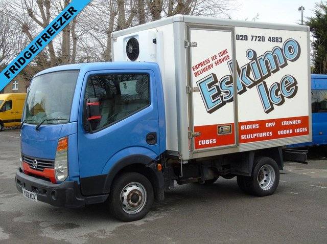 View our NISSAN CABSTAR