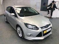 2014 FORD FOCUS 1.6 ZETEC S TDCI 5d 113 BHP £10495.00