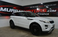 2013 LAND ROVER RANGE ROVER EVOQUE  SD4 DYNAMIC 5DOOR AUTO * PAN ROOF* £23395.00