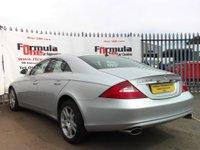 USED 2006 06 MERCEDES-BENZ CLS CLASS 3.0 CLS320 CDI 7G-Tronic 4dr FULL MOT+FULL LEATHER+VALUE