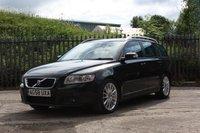 2008 VOLVO V50 2.0 SE LUX 5d AUTO 136 BHP