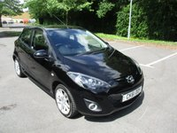 USED 2011 61 MAZDA 2 1.5 SPORT 5d 101 BHP ONE PREVIOUS OWNER WITH FULL SERVICE HISTORY !!