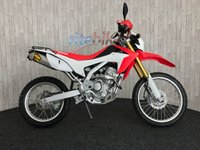 2013 HONDA CRF250 CRF250 CRF 250 L-D 12 LOW MILEAGE MONTH MOT 2013 13 £2990.00