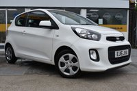 USED 2016 16 KIA PICANTO 1.0 1 3d 65 BHP THE CAR FINANCE SPECIALIST
