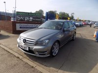2011 MERCEDES-BENZ C CLASS 3.0 C350 CDI BLUEEFFICIENCY SPORT ED125 4d AUTO 265 BHP £10495.00