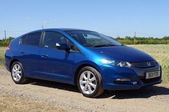 2011 HONDA INSIGHT 1.3 IMA ES 5d AUTO 100 BHP £7995.00