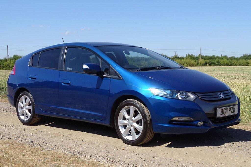 USED 2011 11 HONDA INSIGHT 1.3 IMA ES 5d AUTO 100 BHP