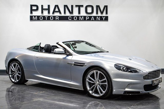 View our ASTON MARTIN DBS