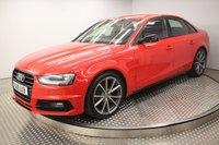 USED 2015 15 AUDI A4 2.0 TDI S LINE BLACK EDITION PLUS 4d AUTO 174 BHP