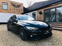 2015 BMW 4 SERIES 2.0 420D M SPORT GRAN COUPE 4d AUTO 181 BHP £19990.00