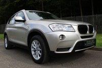 2011 BMW X3 2.0 XDRIVE20D SE 5d 181 BHP £12750.00