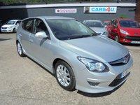 2011 HYUNDAI I30 1.4 COMFORT 5d 108 BHP £4490.00