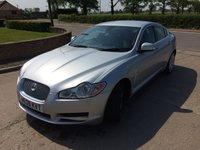 2008 JAGUAR XF 2.7 PREMIUM LUXURY V6 4d AUTO 204 BHP £6995.00