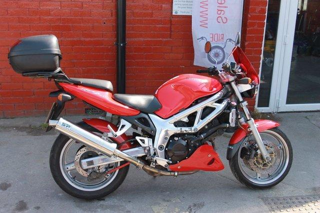 1999 SUZUKI SV 650