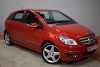 2011 MERCEDES-BENZ B CLASS 2.0 B180 CDI SPORT 5d AUTO 109 BHP £7990.00