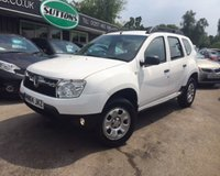 2014 DACIA DUSTER 1.5 AMBIANCE DCI 5d 107 BHP £7489.00