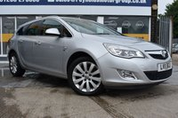 USED 2011 11 VAUXHALL ASTRA 2.0 SE CDTI 5d AUTO 157 BHP THE CAR FINANCE SPECIALIST