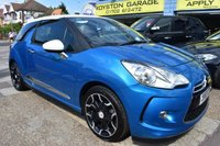 USED 2013 13 CITROEN DS3 1.6 E-HDI AIRDREAM DSPORT 3d 111 BHP THE CAR FINANCE SPECIALIST