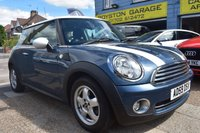USED 2009 59 MINI HATCH COOPER 1.6 COOPER 3d 118 BHP THE CAR FINANCE SPECIALIST