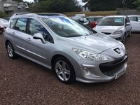 USED 2009 59 PEUGEOT 308 1.6 SW XR HDI 5d 108 BHP