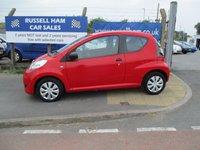 2010 CITROEN C1 1.0 VT 3d 68 BHP £3295.00