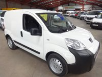 2013 PEUGEOT BIPPER 1.2 HDI S 75 BHP-VERY LOW MILEAGE-VERY ECONOMICAL  £5395.00