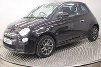 USED 2014 14 FIAT 500 1.2 MULTIJET S 3d 95 BHP