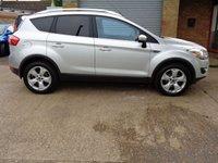 2009 FORD KUGA 2.0 TITANIUM TDCI 2WD 5d 134 BHP £5999.00