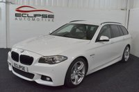 USED 2013 63 BMW 5 SERIES 3.0 535D M SPORT TOURING 5d AUTO 309 BHP