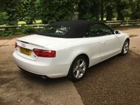 USED 2012 12 AUDI A5 1.8 TFSI SE S/S 2d 170 BHP FULL LEATHER, HIGH SPEC,  FULL LEATHER, HIGH SPEC, PETROL ENGINE,