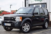 USED 2007 56 LAND ROVER DISCOVERY 2.7 3 TDV6 S 5d 188 BHP GREAT VALUE 4x4,parking sensors,front and rear heated seats,harman/kardonn sound system,Pirelli tyres.