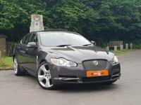 2008 JAGUAR XF 4.2 V8 Supercharged SV8 £9950.00